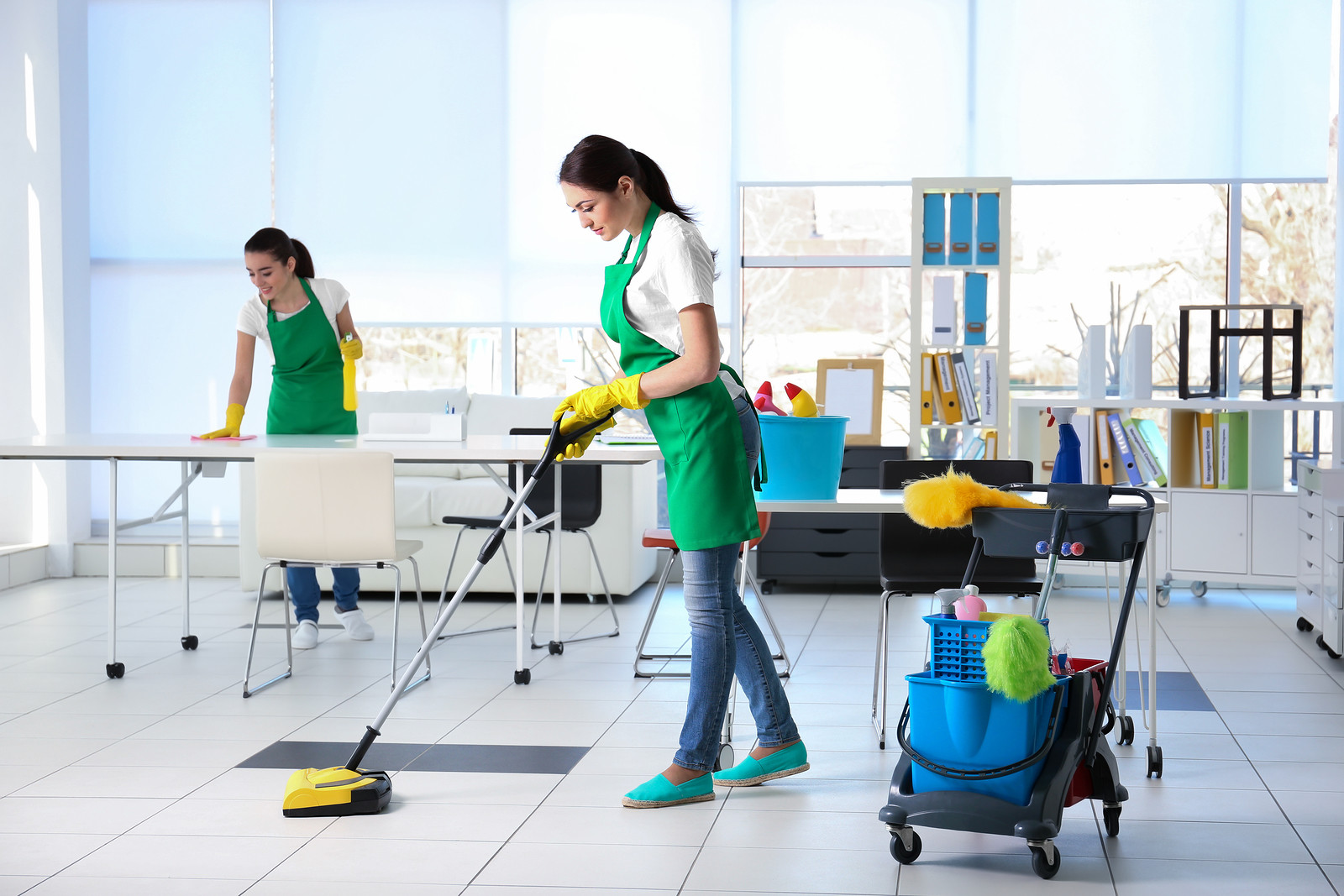 Why Do You Need To Hire Professional House Cleaning Services ...
